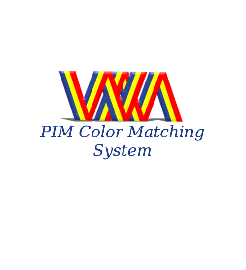 Screen Printing Ink Color Matching System